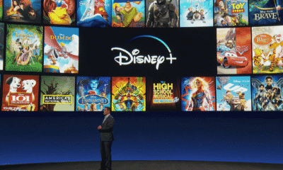 Disney+ set to offer supersized service with 50 new projects