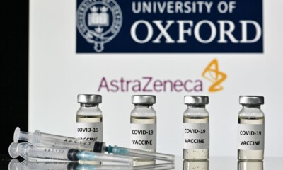 India approves Oxford-AstraZeneca COVID-19 vaccine