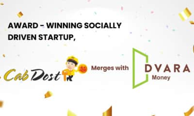 Award-winning socially driven startup, CabDost, merges with Dvara Money