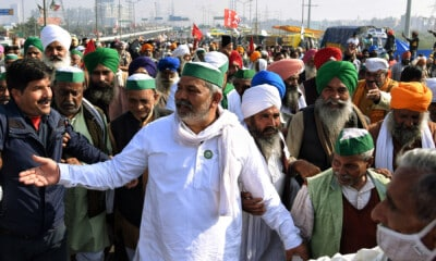 Farmer unions want talks with Govt to continue to resolve deadlock- Tikait