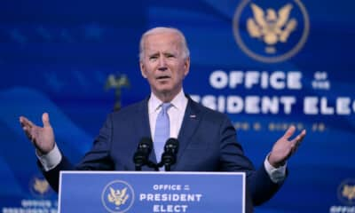 President-elect Biden pushes for USD 2000 'stimulus checks' for Americans