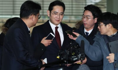 Samsung Electronics Vice Chairman receives 30-month prison sentence