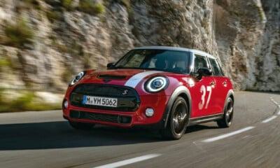 BMW launches MINI Paddy Hopkirk Edition in India priced at Rs 41.7 lakh