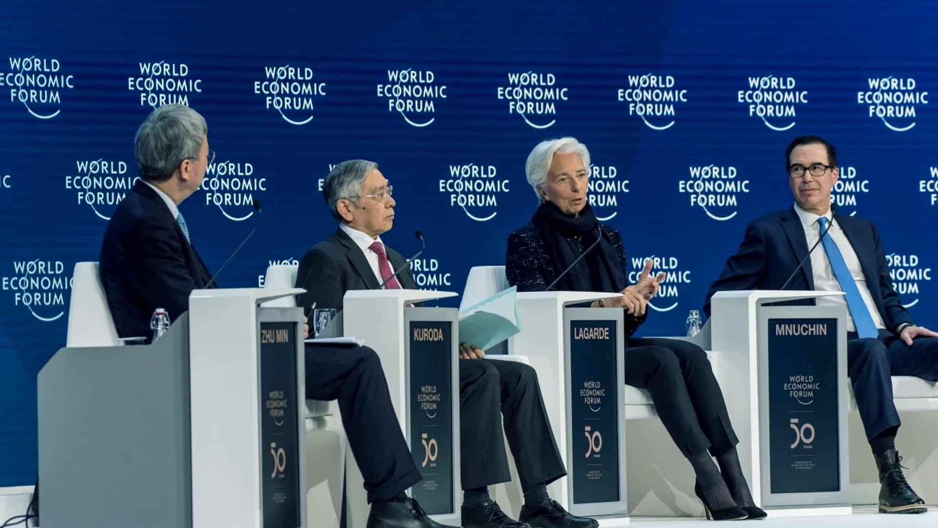 Tomar, Gadkari, Irani to participate in online Davos Agenda summit