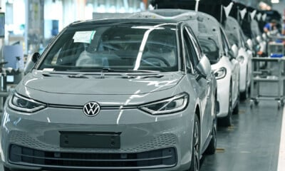 Volkswagen triples electric car sales ahead of climate rules