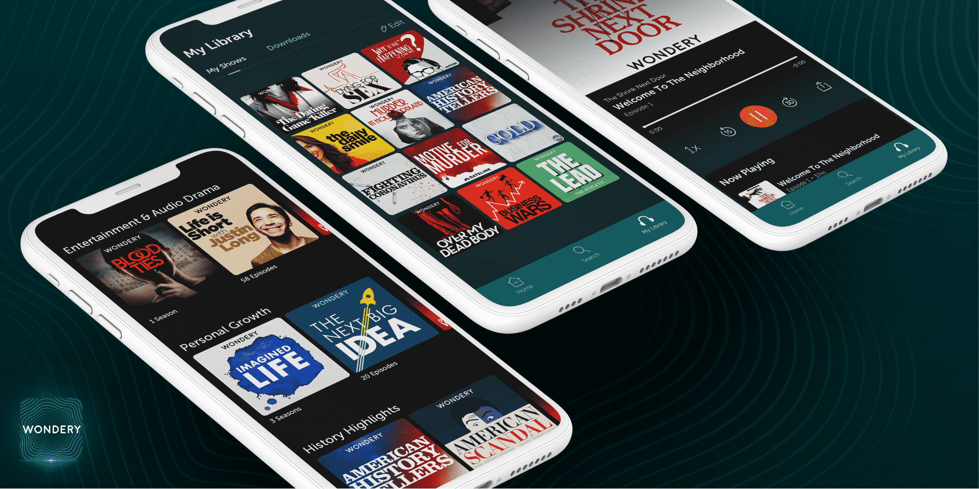 Amazon to expand catalog of original audio content with acquisition of Wondery