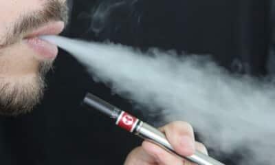 E-cigarette batteries are a possible fire risk