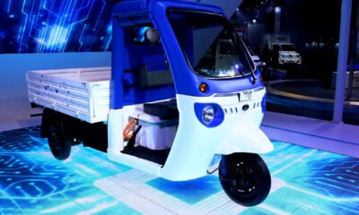 Amazon India deploys Mahindra Electric's electric vehicles in its delivery network
