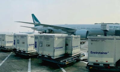 Bengaluru airport ties up with Envirotainer for temperature-controlled cargo solution