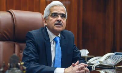 Economic growth will only move upwards- Shaktikanta Das