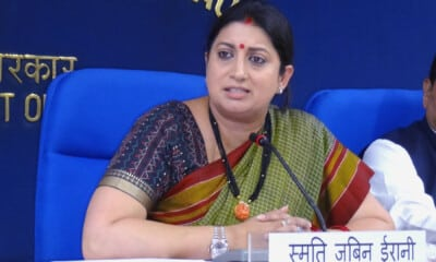 Govt committed to welfare of farmers: Irani