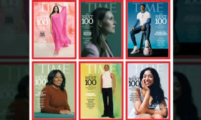 Five Indian-origin persons, Indian activist feature in TIME magazine's list of 100 emerging leaders