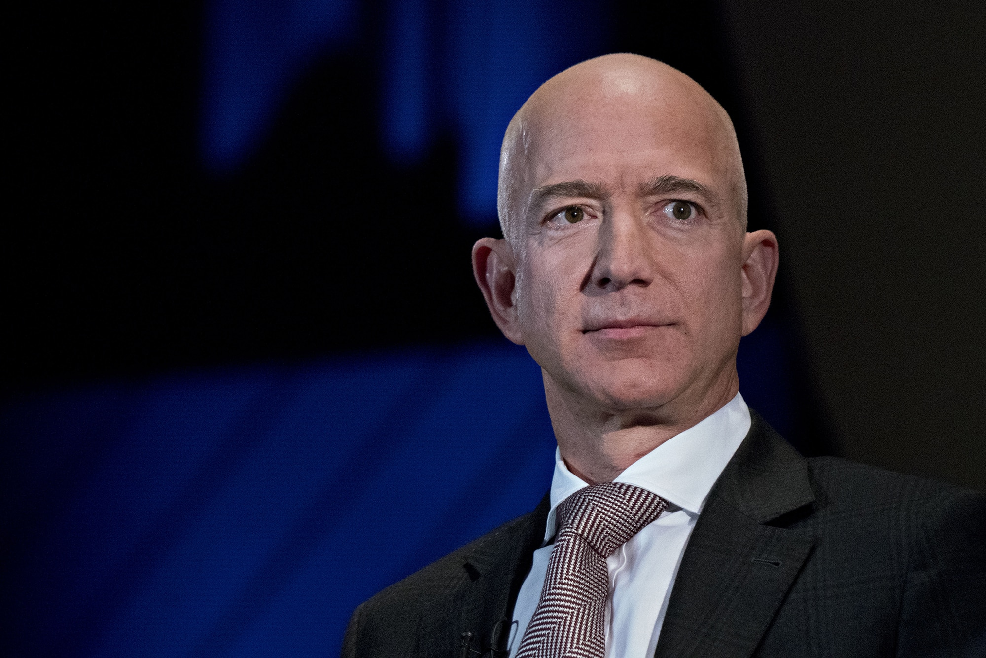 Jeff Bezos richest on Forbes list