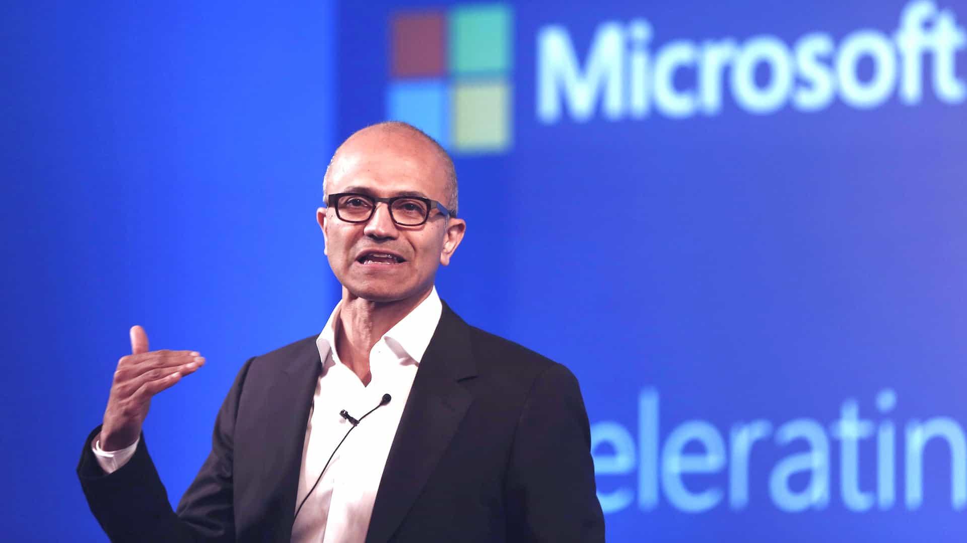 Microsoft CEO Satya Nadella to launch next gen windows