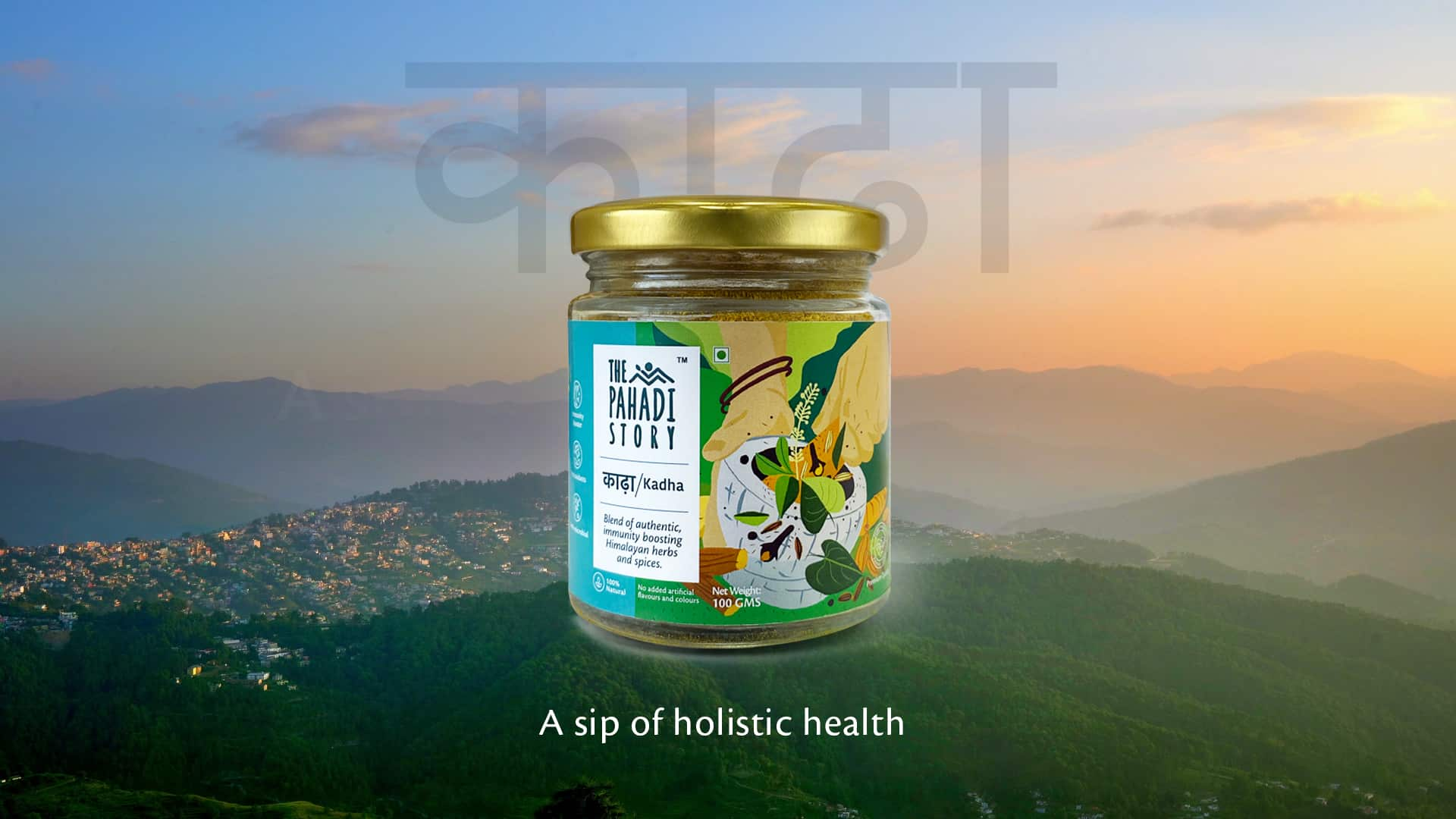 The Pahadi Story launches new range of immunity strengthening blends