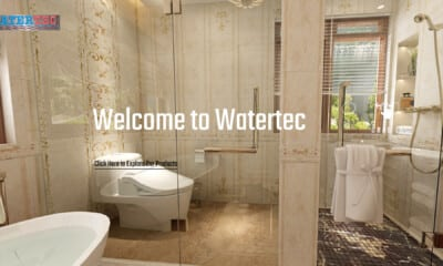Watertec Launches a Range of AI enabled Smart Bathroom Solutions for the Indian Consumers