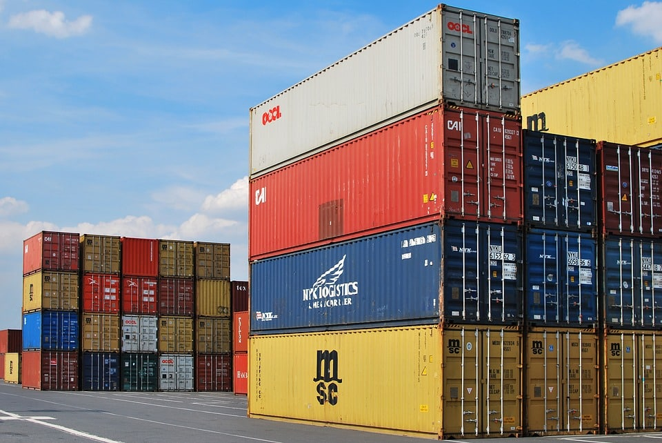 Sugar exports hit by shipping container shortage