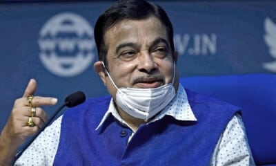 Govt to come out with policy on advanced battery tech to power EVs, India eyes No 1 slot: Gadkari
