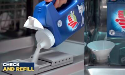 Vim steps into machine dishwash segment with Vim Matic