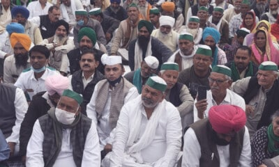 Farmers ready to continue protest on Delhi borders till Modi govt lasts: Narendra Tikait