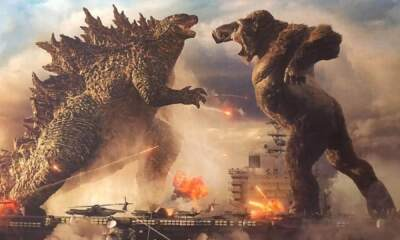 "Godzilla vs. Kong set to make a ""roar"" at the box office"
