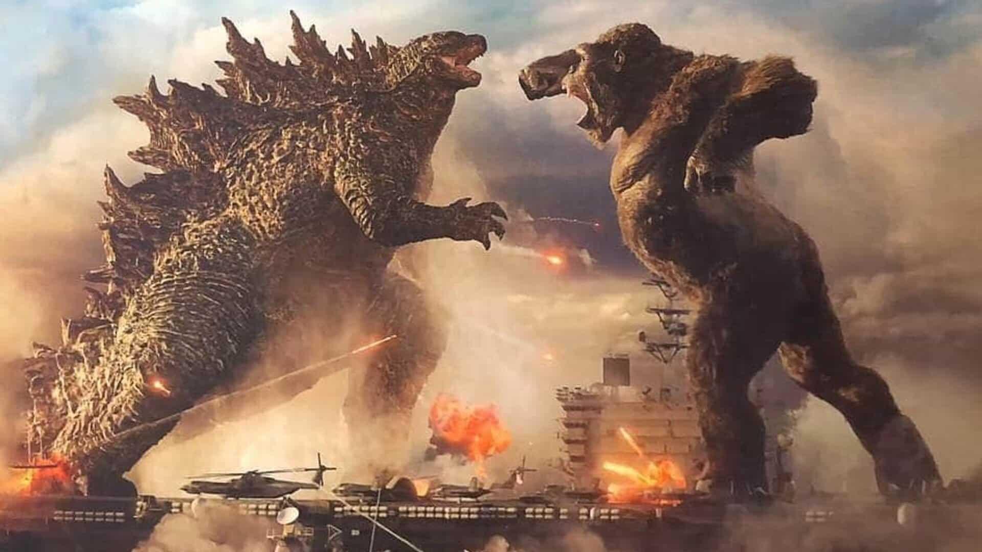 """Godzilla vs. Kong set to make a """"roar"""" at the box office"""