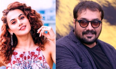I-T raids on Taapsee, Anurag Kashyap: FM says they were raided in 2013 as well