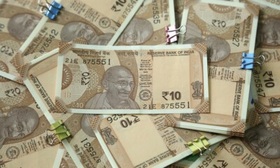 Indian rupee, only Asian currency to strengthen amid losses