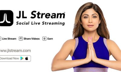 J L Stream launches a 'Made in India' Social LIVE streaming app