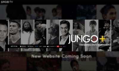 Jungo TV bets big on India market, launches Jungo Plus app