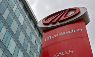 Mahindra & Mahindra sacks 300 executives due to slowdown in domestic automotive industry