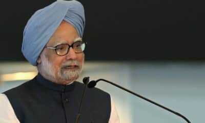Unemployment high, informal sector in shambles: Dr Manmohan Singh