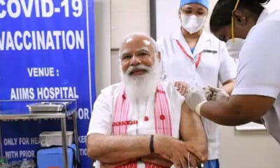 PM Modi taking COVID vax to build confidence in vaccination drive: Bharat Biotech