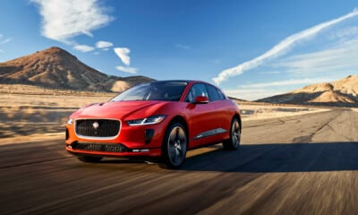 JLR drives in all electric SUV I-PACE in India with price starting at Rs 1.05 cr