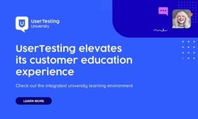 UserTesting offers more learning opportunities with an integrated environment