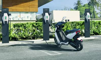 Ather Energy ties up with Park+ to sets up fast charging network in Mumbai