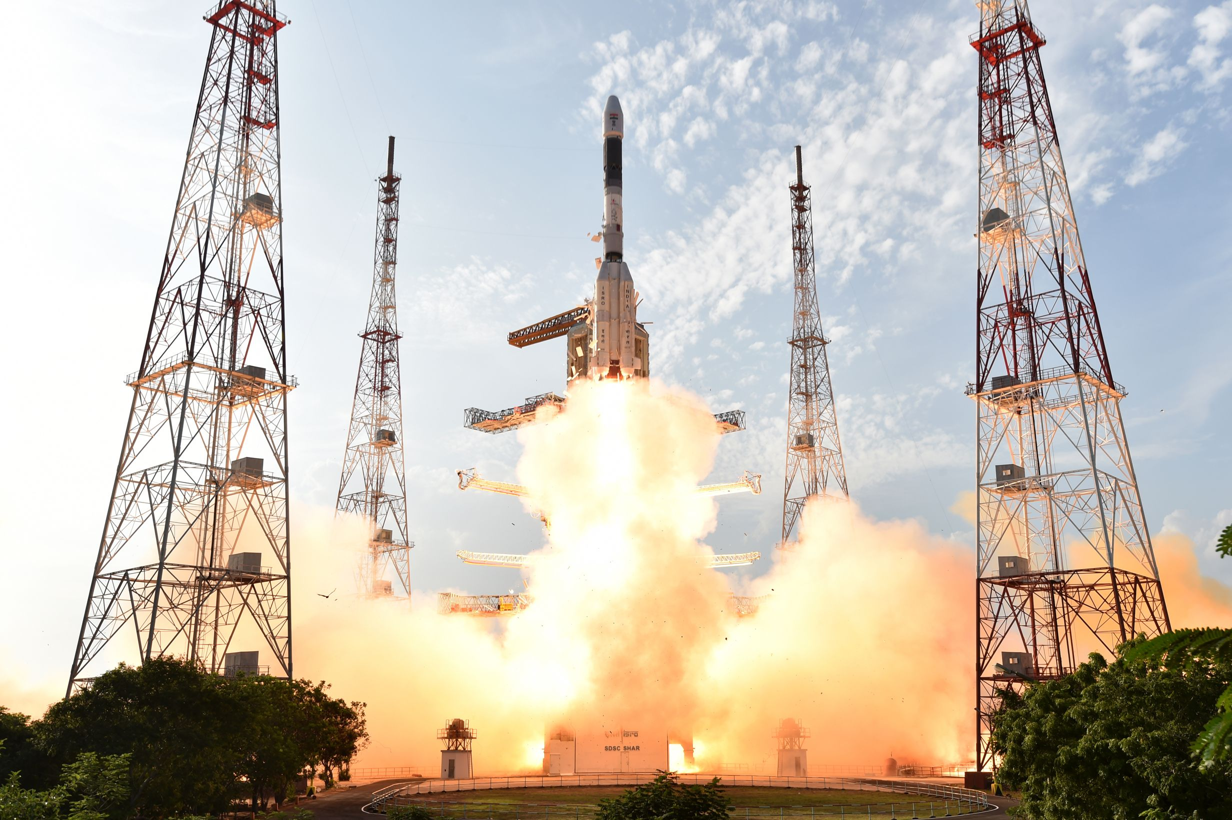 Government ropes in ISRO to overcome oxygen shortage crisis