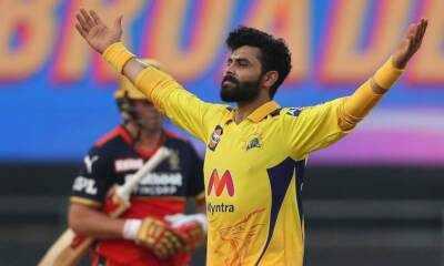 Indian cricket's all-rounder Ravindra Jadeja joins ASICS