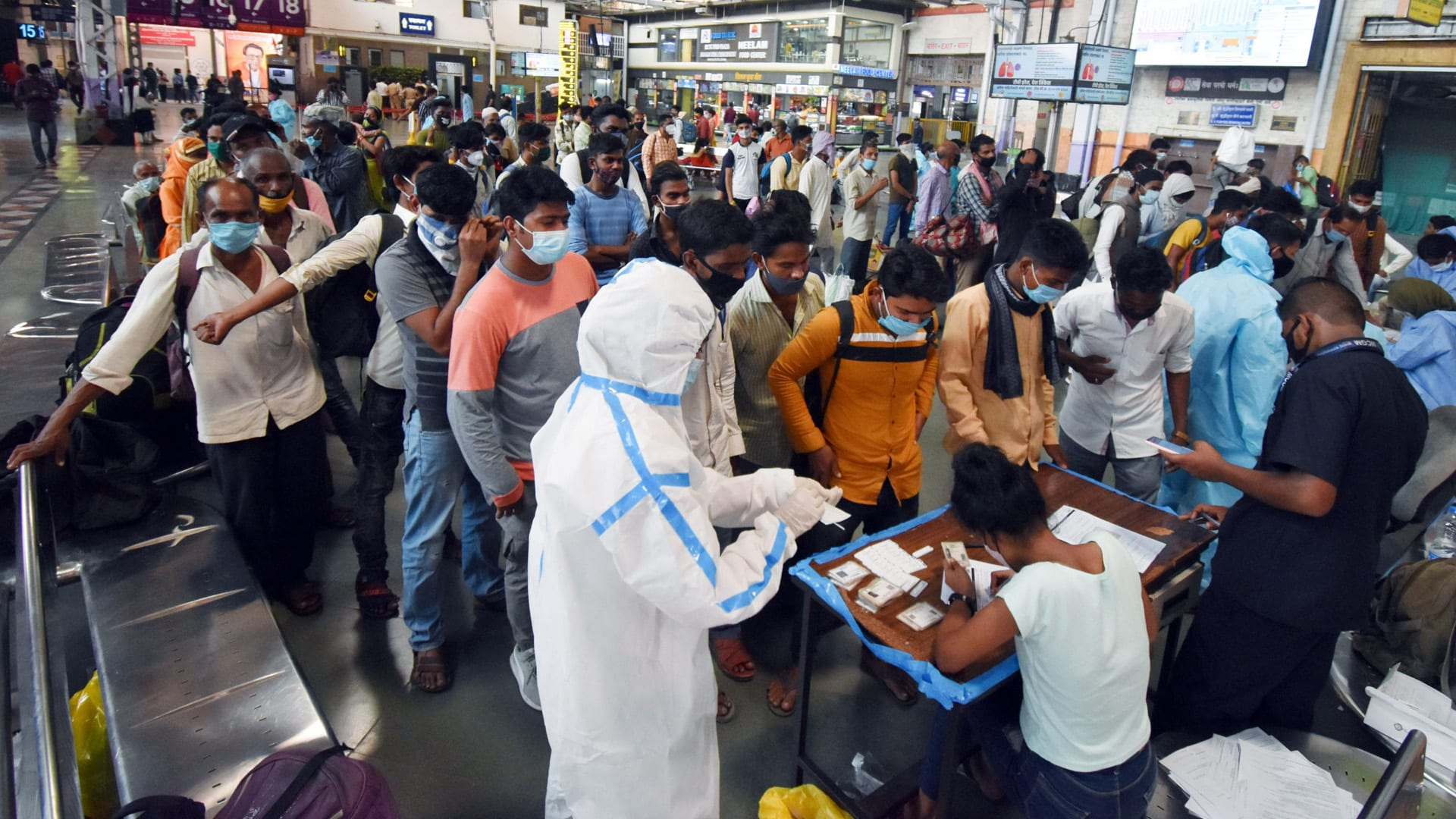 Maharshtra: Traders body urges reduced shop timings in place of lockdown