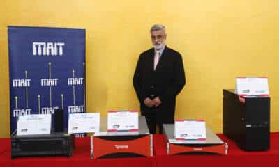 MAIT kickstarts 2021 Summit with launch of Made in India products