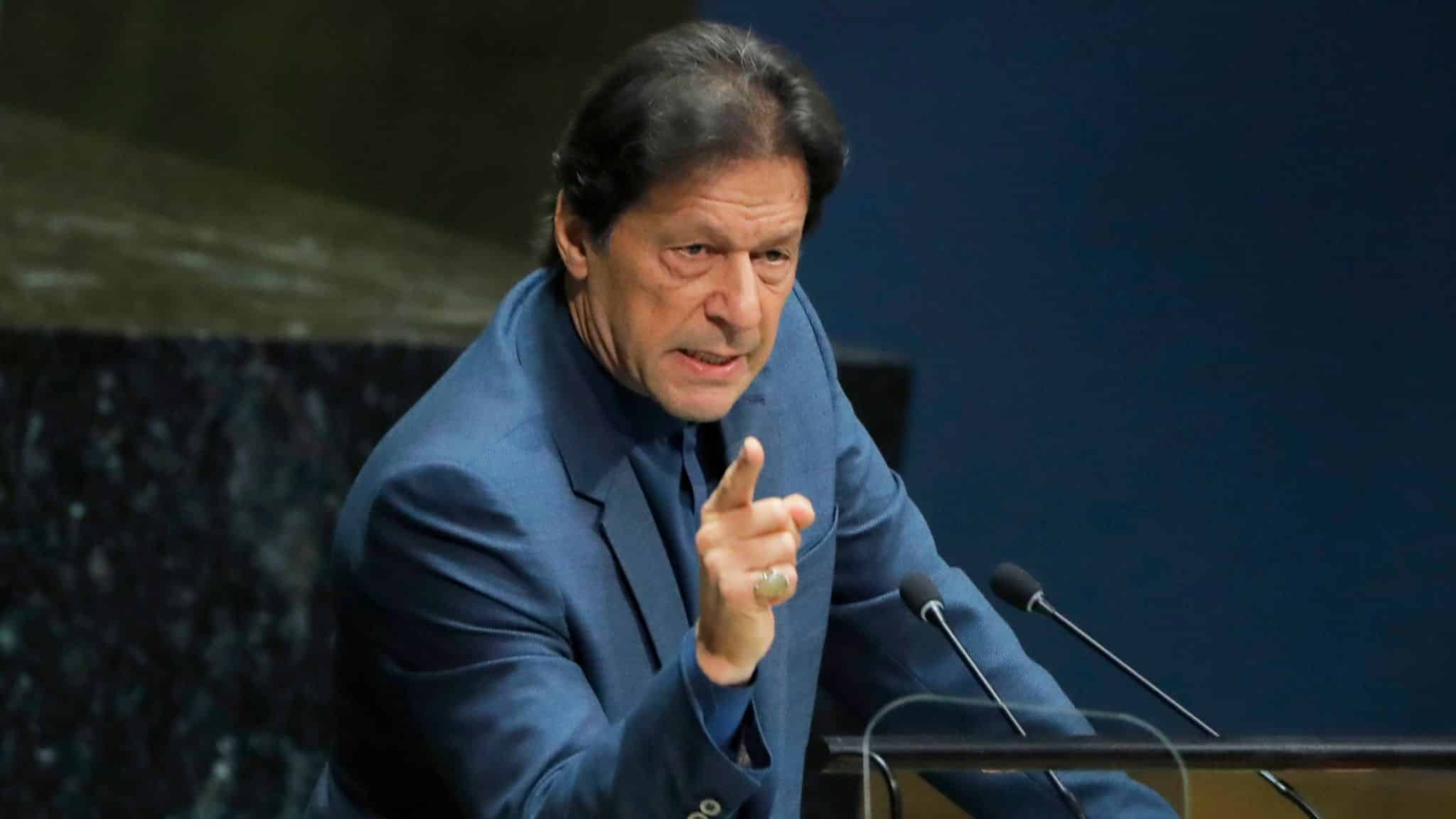 Imran Khan laments lack of long-term planning in Pakistan