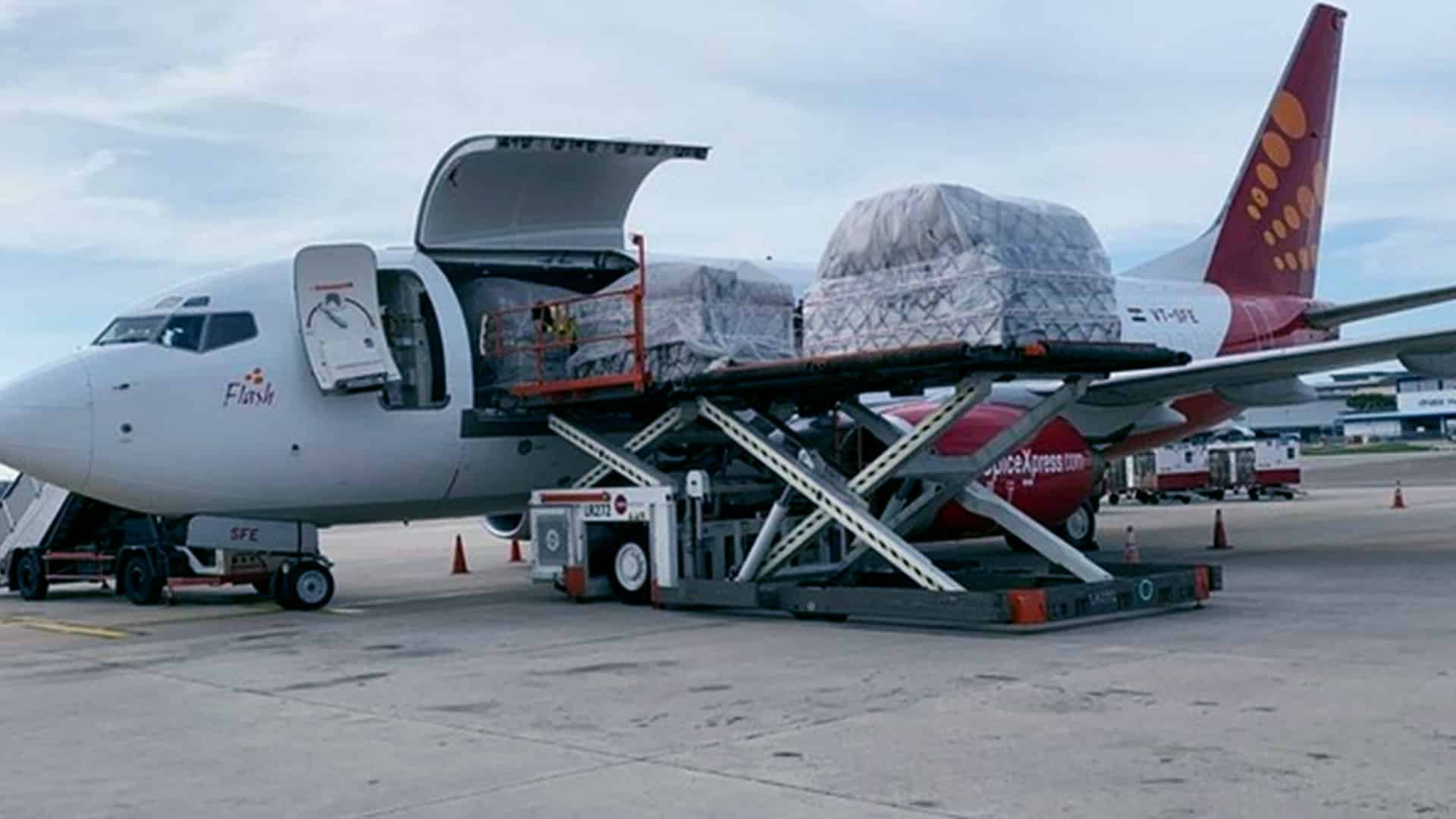 55K oxygen concentrators, COVID relief material airlifted to India in 3 weeks: SpiceXpress