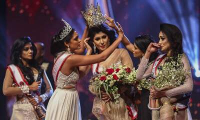 "Mrs Sri Lanka beauty pageant ends with ""high drama"", crown seized from winner"