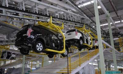 Carmakers record robust recovery in second half of FY2021