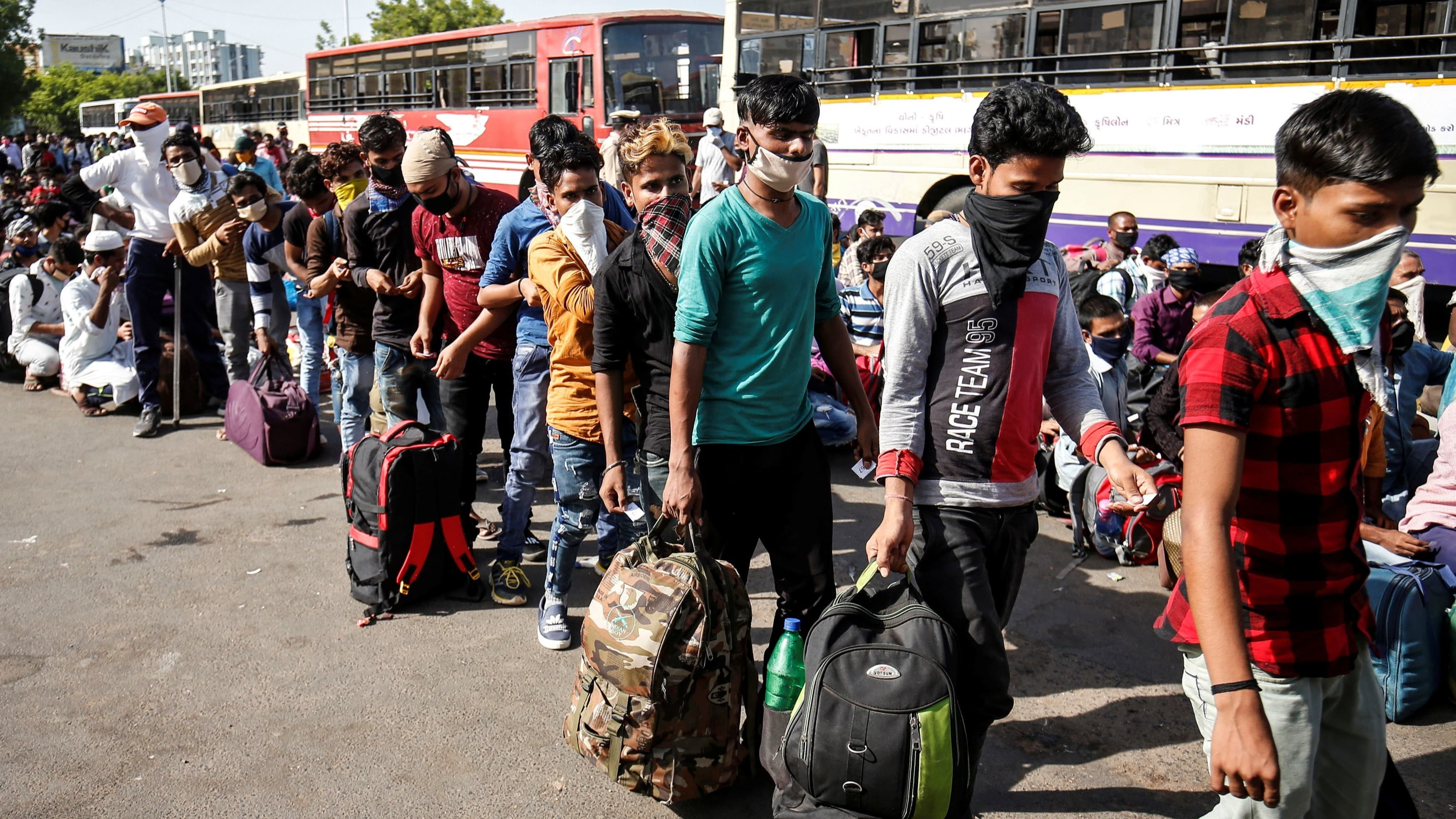 lakhs rendered jobless due to lockdown