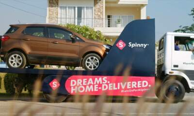 Used Car Retailing Platform Spinny Raises USD 65 million in Series C Round led by General Catalyst