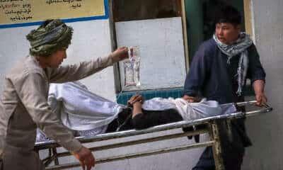 Afghanistan school blast leaves over 50 dead, including school girls