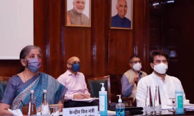 Cut GST rates on COVID essentials, set up dispute resolution body: Punjab FM to Sitharaman