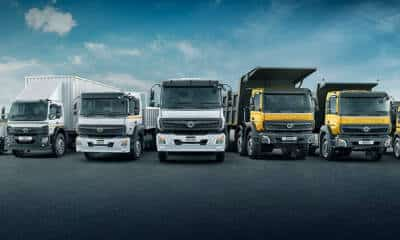 Daimler's arm DICV plans to provide free vaccine to truck drivers