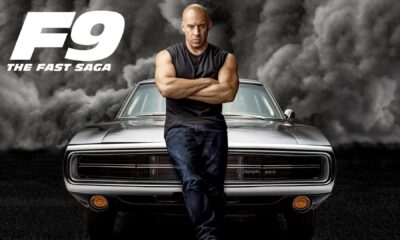 Hollywood has high hopes on release of Vin Diesel's F9 this weekend
